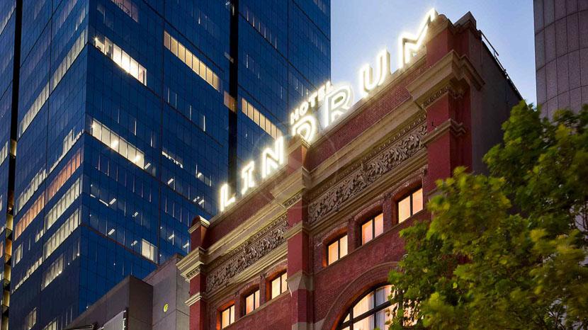 Hotel Lindrum , Hotel Lindrum, Australie © Accor