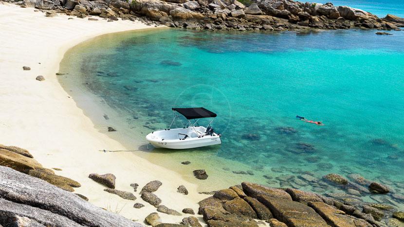 Lizard Island, Lizard Island, Australie