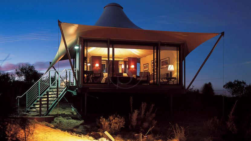 Longitude 131, Longitude 131, Australie © Luxury Lodges