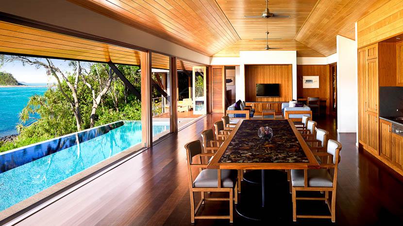 Qualia Hotel, Qualia Great Barrier Reef, Australie