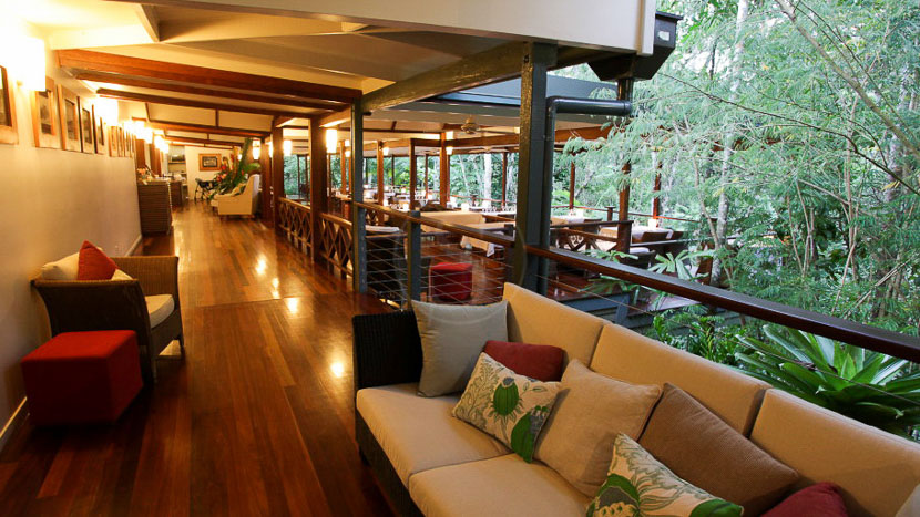 Silky Oaks Lodge, Silky Oaks Lodge, Australie