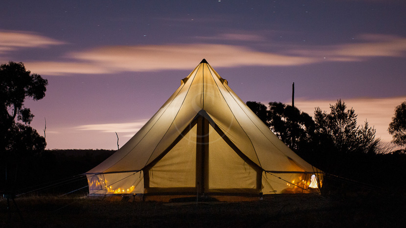 Tent on a Hill, Tent On A Hill, Australie