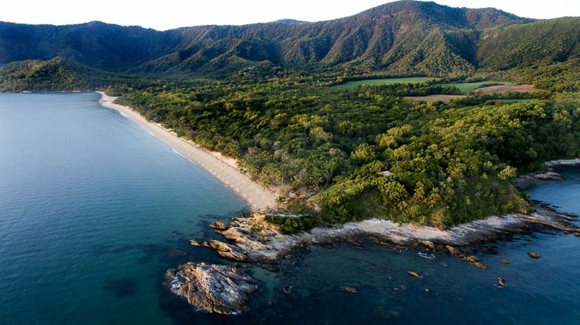 Thala Beach Nature Reserve, Thala Beach Nature Reserve, Australie