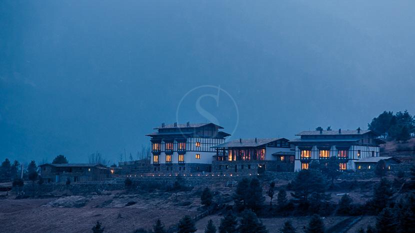 Gangtey Lodge, Gangtey Lodge, Bhoutan
