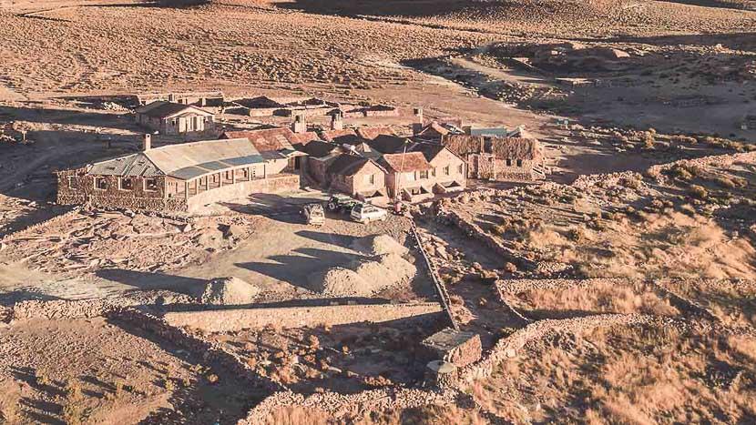 Hotel Tayka de Piedra , Hotel Tayka de piedra, Bolivie © Hotel Tayka