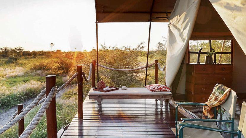 Camp Kalahari , Camp Kalahari, Botswana © &Beyond