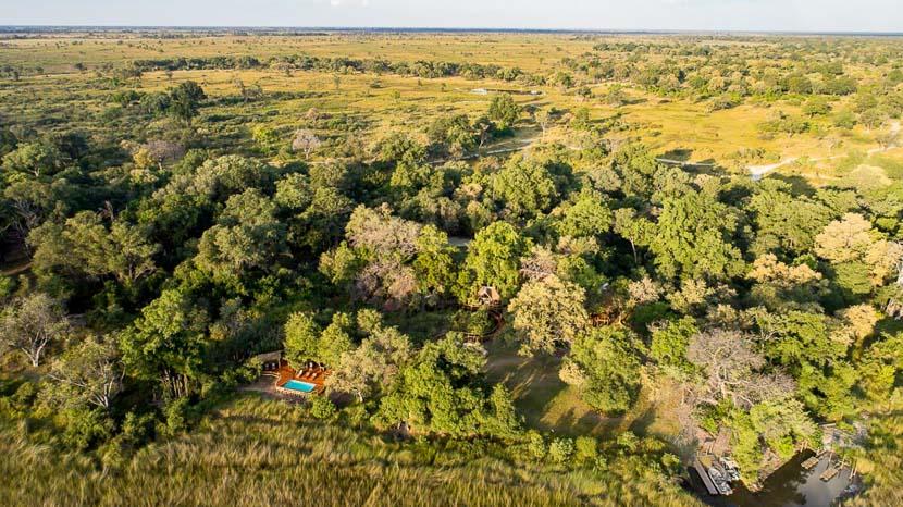 Camp Moremi, Camp Moremi, Botswana