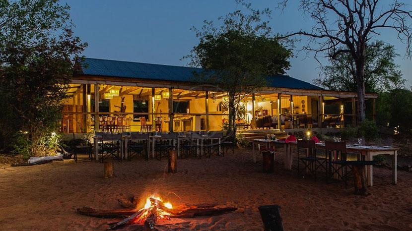 Chobe Elephant Camp, Chobe Elephant Camp, Botswana