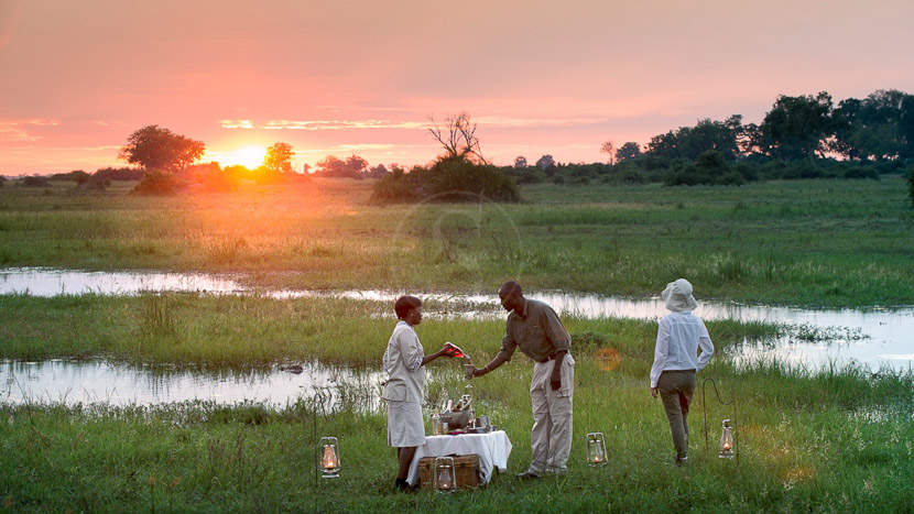 Duba Plains Camp, Duba Plains Camp, Botswana © Beverly Joubert