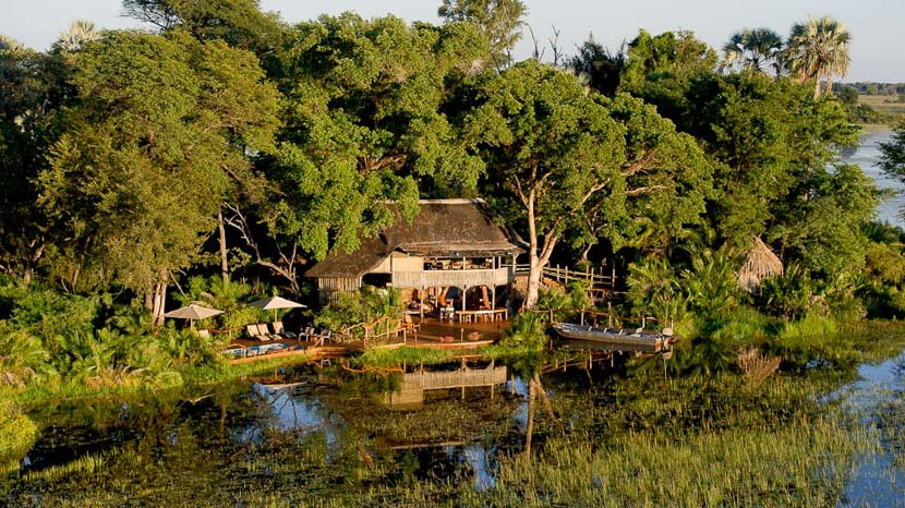 Jacana Camp , Jacana Camp, Botswana © Cathay Keys, Wilderness