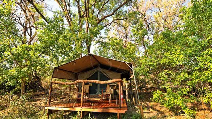 Khwai Tented Camp, Khwai Tented Camp, Botswana