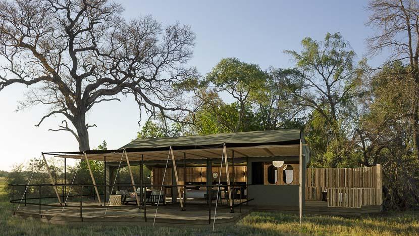 Kiri Camp, Kiri Camp, Botswana © Kiri Camp