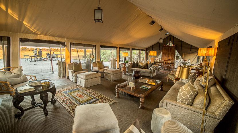 Little Machaba Camp, Little Machaba, Botswana © Machaba Camps