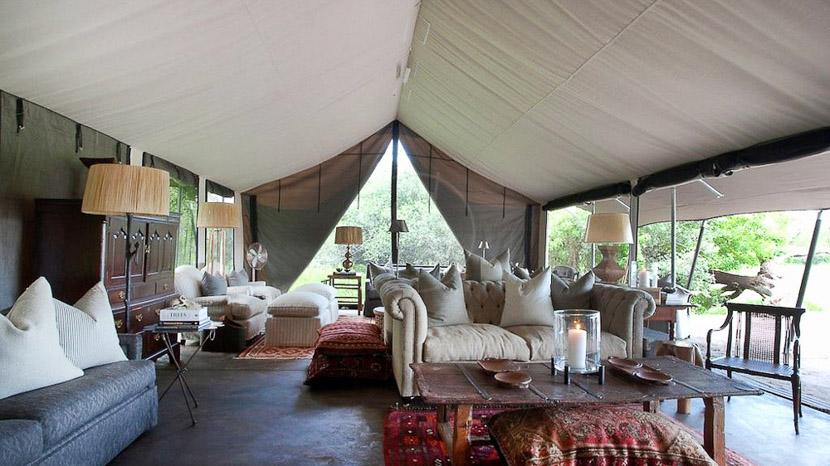 Machaba Camp, Machaba Camp, Botswana © Marvin Harvey