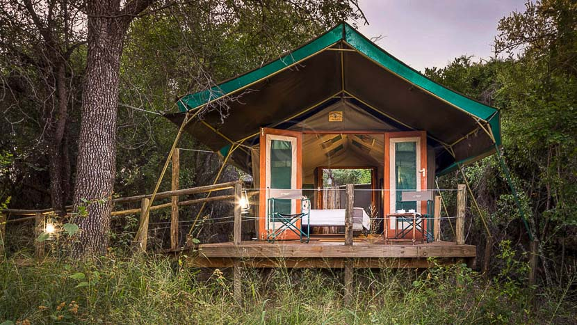 Mashatu Tent Camp, Mashatu Tent Camp, Botswana © Mashatu