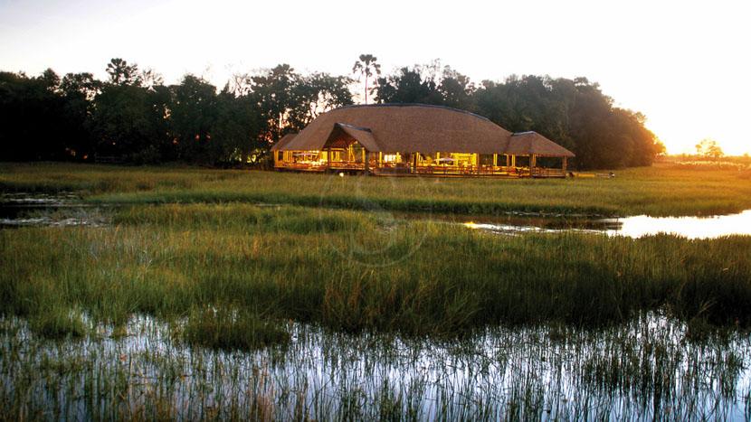 Moremi Crossing, Moremi Crossing, Botswana
