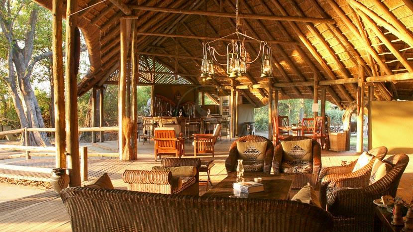 Pom Pom Camp, Pom Pom Camp, Botswana