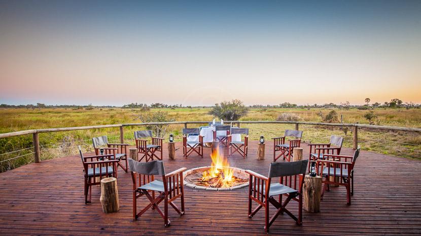 Rra Dinare Camp, Rra Dinare Camp, Botswana