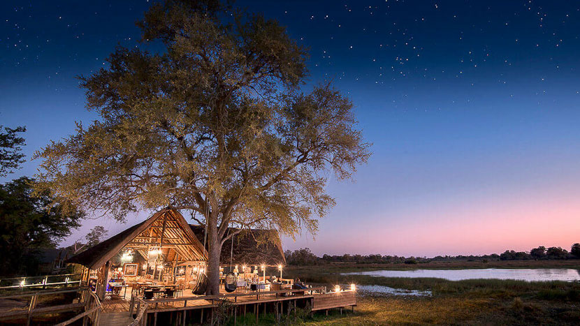 Sable Alley Camp, Sable Alley Camp, Botswana