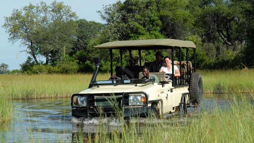 Sanctuary Baines' Camp, Sanctuary Baines Camp, Botswana