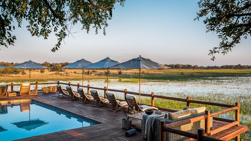 Sanctuary Chief's Camp, Sanctuary Chiefs Camp, Botswana