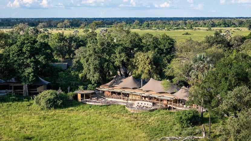 Mombo Camp, Mombo Camp, Botswana © Wilderness Safaris