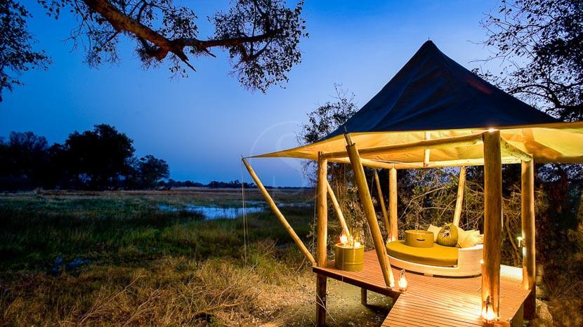 &Beyond Xaranna Okavango Delta Camp, Xaranna Delta Camp, Botswana © &Beyond