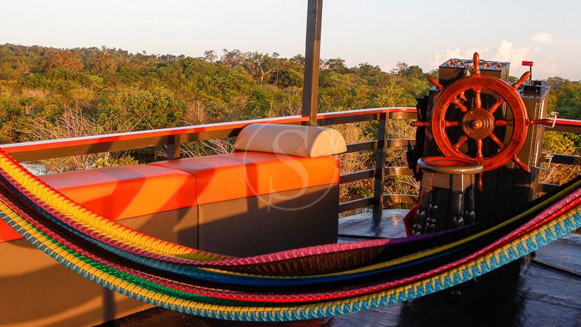 Amazon Eco Boat,