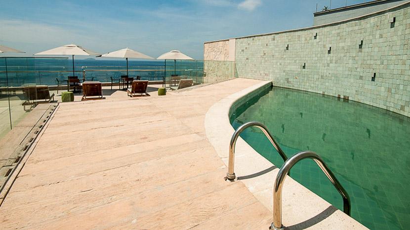 Arena Leme , Arena Leme Hotel, Brésil