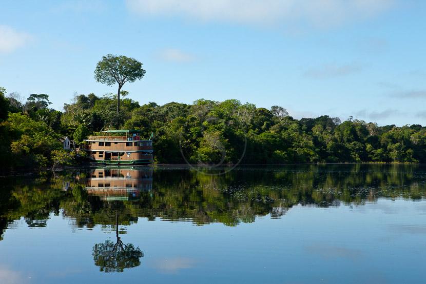 Jacaré-Acu, Jacaré Açu, Brésil © Katerre Expeditions
