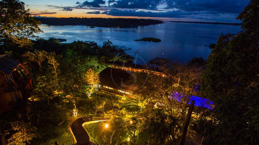 Mirante do Gavião , Mirante do Gaviao Lodge, Brésil © Katerre Expeditions
