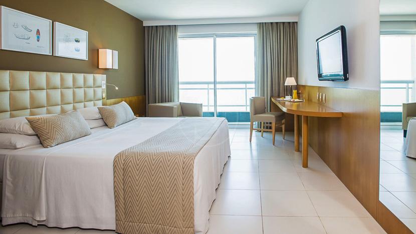 Hôtel Luzeiro Sao Luis, Luzeiros Sao Luis, Brésil © Luzeiros Hotels