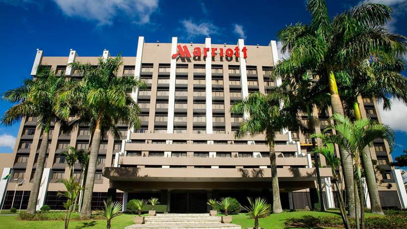 Marriott Sao Paulo Airport Hotel, Marriott Sao Paulo Airport Hotel, Brésil
