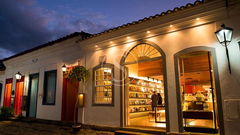 Pousada Literaria, Pousada Literaria Paraty, Brésil