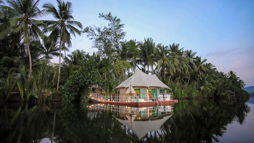 4 Rivers Floating Lodge, 4 Rivers Floating Lodge, Cambodge