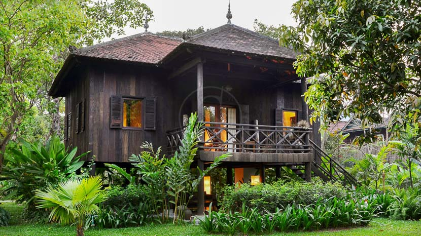 Maison Polanka, Maison Polanka, Cambodge