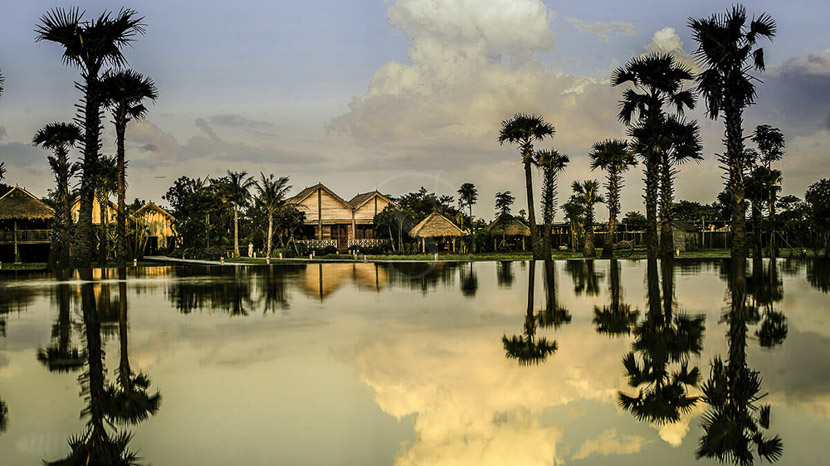 Phum Baitang, Phum Baitang Siem reap, Cambodge