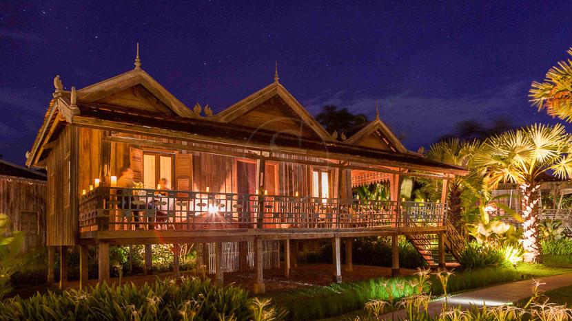 Sala Lodges, Sala Lodges, Cambodge © Sala Lodges - R. Binard