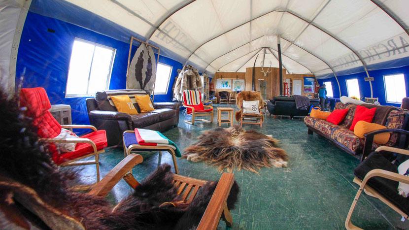 Arctic Watch Wilderness Lodge, Expédition dans le Nunavut, Canada © Quark
