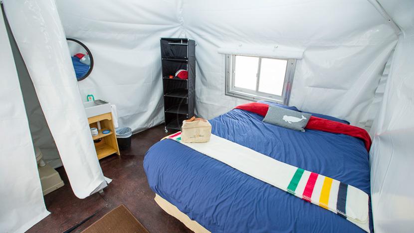 Arctic Watch Wilderness Lodge, Lodge au Nunavut, Canada