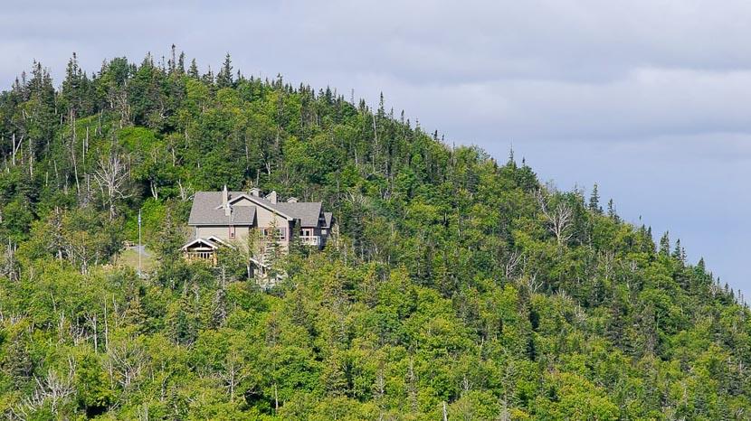 Auberge de montagne des Chic-Chocs, Auberge ChicChocs, Canada © OT Canada