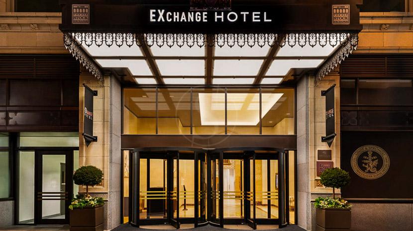 Exchange Hotel Vancouver, Exchange Hotel Vancouver, Canada