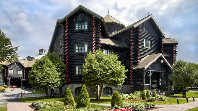 Hôtel Fairmont Le Château Montebello, Fairmont Chateau Montebello, Canada