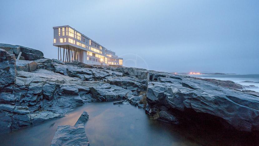 Fogo Island Inn, Fogo Island Inn, Canada