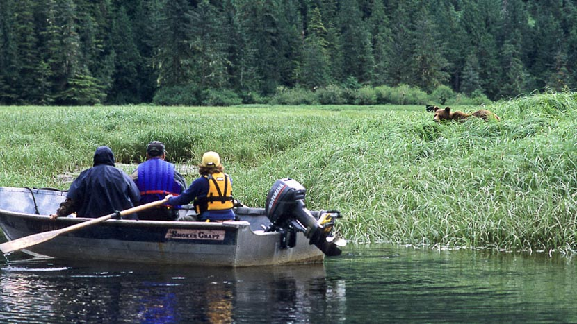 Great Bear Lodge, Great Bear Lodge, Canada © GBL