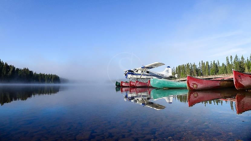 L'hydrobase, Hydrobase, Canada