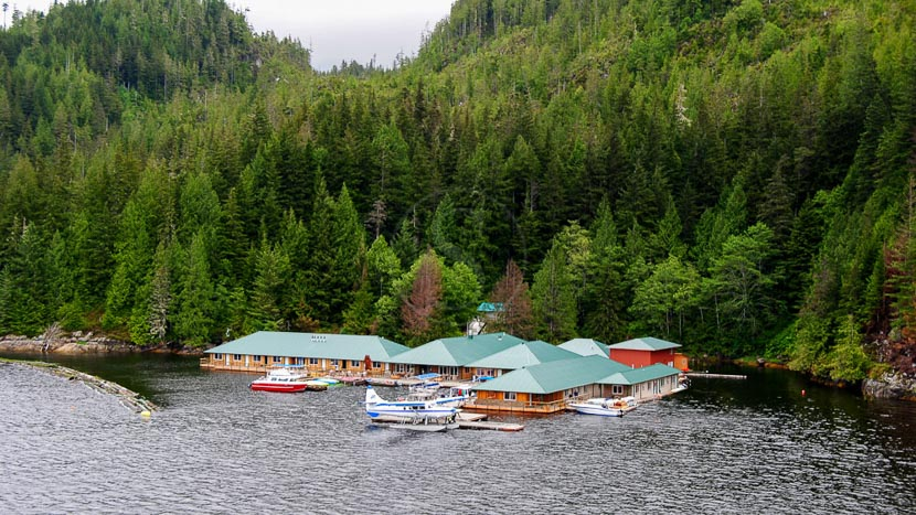 Knight Inlet Lodge, Knight Inlet Lodge, Canada