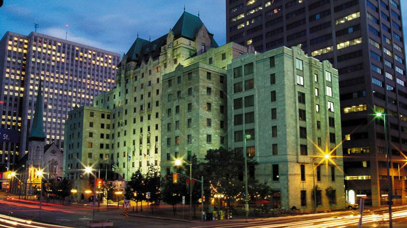 Hotel Lord Elgin , Lord Elgin Hotel Ottawa, Canada