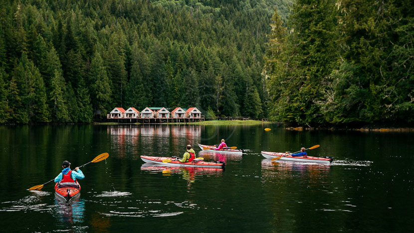 Nimmo Bay Resort, Nimmo Bay Resort, Canada