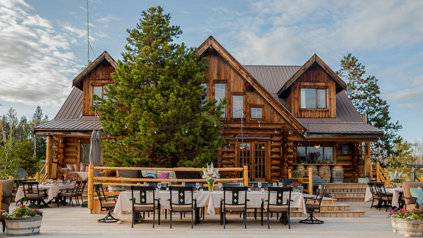 Siwash Lake Wilderness Resort, Siwash Lake Wilderness Resort, Canada